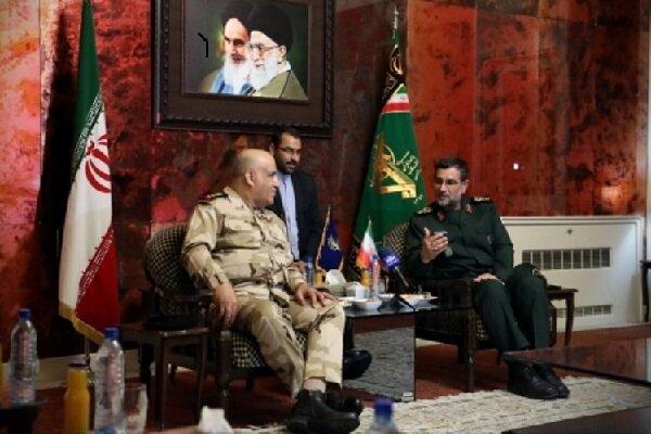 IRGC, Iraqi navies discuss holding joint military drill in Persian Gulf