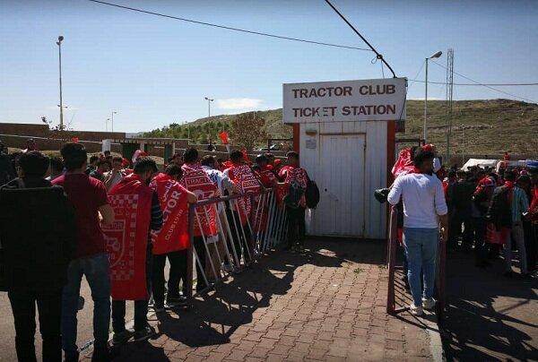 پیگیری باشگاه پرسپولیس برای حل مشکل ورود تماشاگران به ورزشگاه