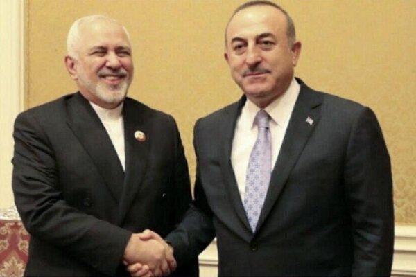 Doha'da İran-Türkiye ilişkileri değerlendirildi