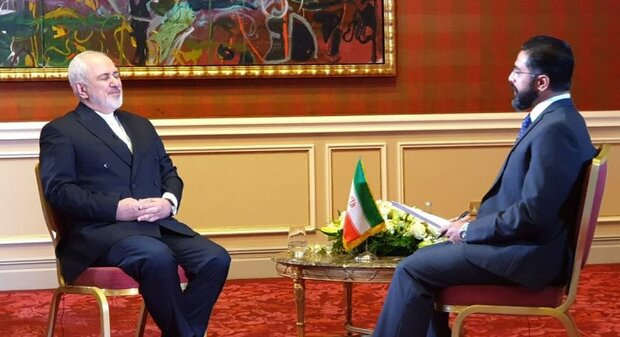VIDEO: Zarif says Iran has no interest in escalation with US