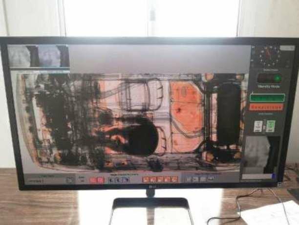 ايران تتمكن من توطين صناعة جهاز تفتيش الشاحنات عبر نظام الاشعة السينية