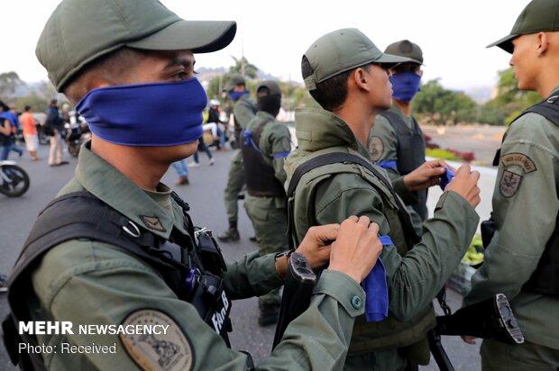 درگیری مسلحانه در کاراکاس