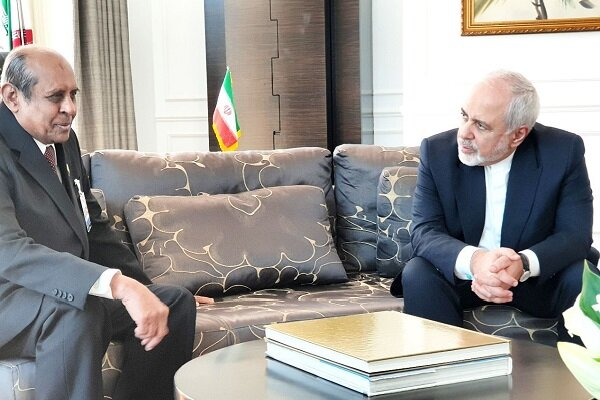 Iran ready to uproot terrorism: Zarif