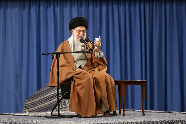 Leader condoles demise of Nasrallah's sister