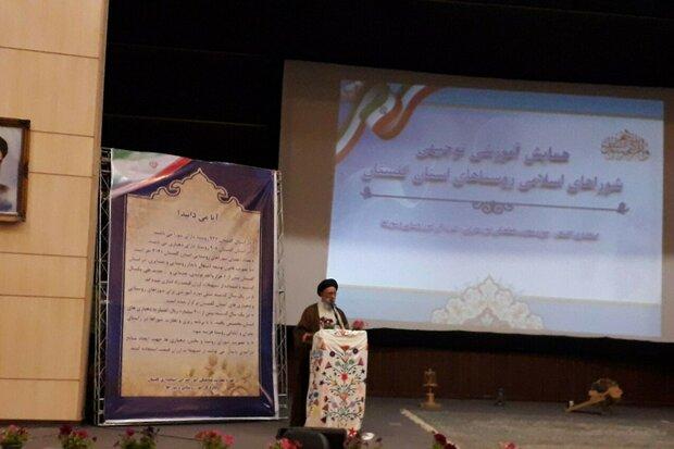 مسائل قومی و قبیله ای بر عملکرد شوراهای اسلامی تاثیرگذار نباشد