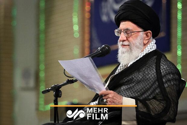 ایرانی عوام نے اپنی موجودگی کے ذریعہ ملک سے جنگ کے خطرے کو دور کردیا