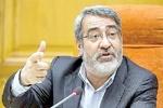 وزير الداخلية الإيراني: إعلام العدو يسعى لتقويض معنويات الناس