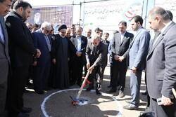 رئیس مجلس از پروژه مجتمع فولاد تربت حیدریه بازدید کرد