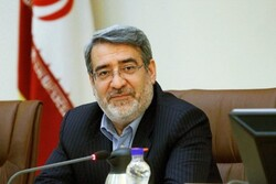 Iranian interior min. thanks Iraq for hospitality during Arbaeen ceremonies