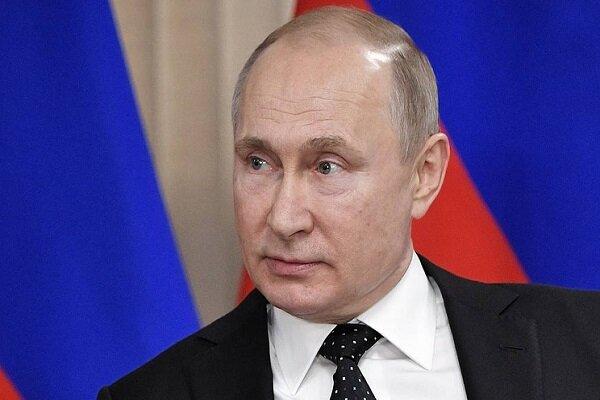 موضع گیری پوتین درباره تجارت جهانی، صندوق بین المللی پول و سوریه