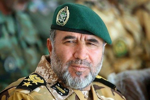 Iran enjoys fifth most powerful ground force in world: Gen. Heidari