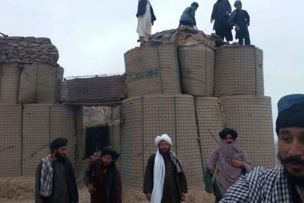 ۳ کشته به دنبال سقوط پاسگاهی در فراه افغانستان