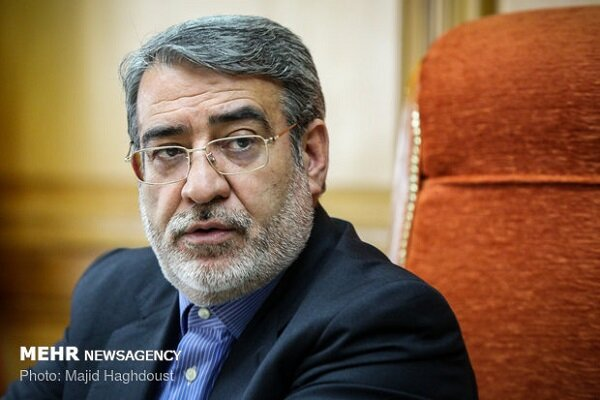 Enemy aims to create social tension in Iran: interior min.