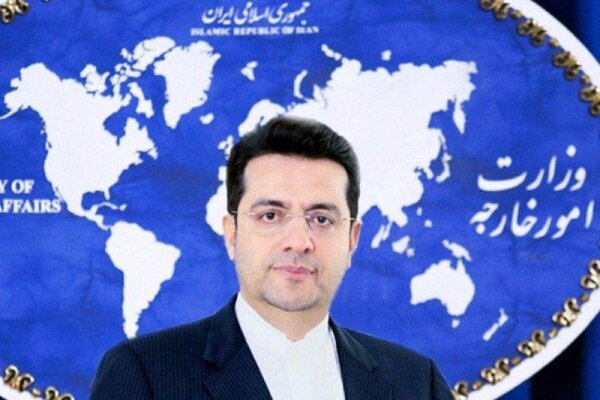 FM spokesman lambastes Mike Pompeo's hypocritical remarks on Iran
