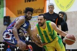 نفت آبادان نماینده بسکتبال ایران در مسابقات باشگاههای آسیا شد