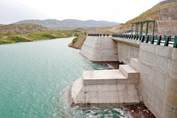 Rouhani opens tropical water project in Kermanshah