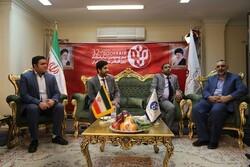 گسترش مشارکت تهران و دوحه در زمینه نمایشگاههای فرهنگی