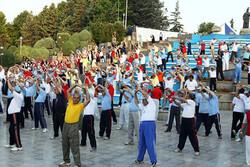 ۲۲۰ برنامه برای توسعه ورزشهای همگانی در سمنان اجرا میشود