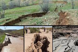 حرکت زمین زیر پای آذربایجان غربی/ خطر بیخ گوش ساکنان ۱۲ شهرستان