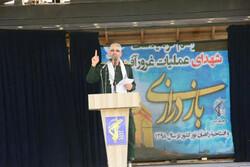 ایران آماده جهاد و مقابله با تمام کید و تزویرهای دشمنان است