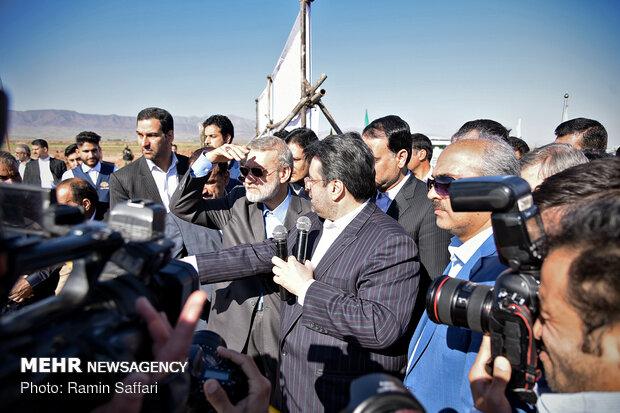 دومین روز سفر علی لاریجانی به خراسان رضوی