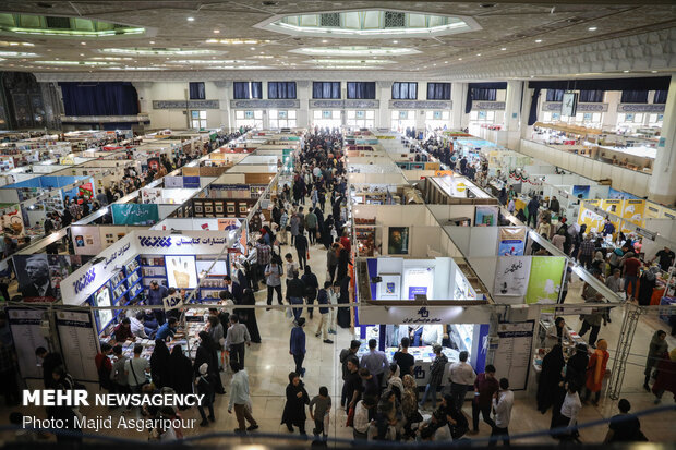 10th day of 32nd TIBF