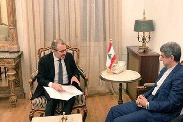 السفير الإيراني لدى لبنان: امريكا تدفع المنطقة الى مزيد من التوتر