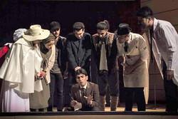 اجرای نمایشنامه «کله پوک ها» به زبان انگلیسی در اراک