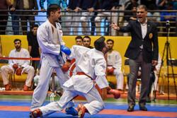 هفت کاراتهکای ایرانی در میان ۱۰ نفر برتر جهان