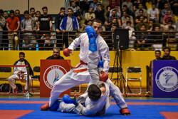 تکلیف لیگهای کاراته مشخص میشود