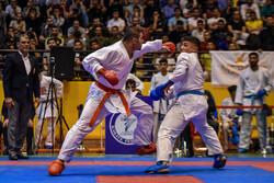 دانشگاه آزاد قهرمان سوپر لیگ کاراته معرفی شد