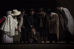 اجرای نمایشنامه ای با زبان انگلیسی در اراک