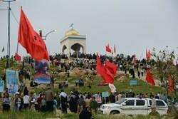 بازدید بیش از ۱۵ هزار نفر از مناطق عملیاتی کرمانشاه