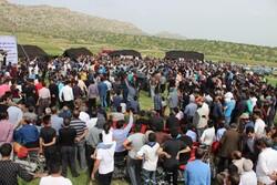 صوبہ لرستان میں ہنری اور ثقافتی فیسٹیول منعقد