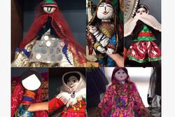 انتزاعیترین عروسکهایی که پیشینه هزار ساله دارند