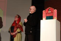 جایزه بهروز غریب پور برای گروه موفق تئاتر عروسکی