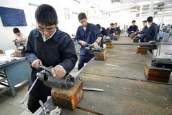 اجرای طرح ملی آموزش حرفه های مهارتی  در ۲۱۰ دبیرستان خراسان رضوی