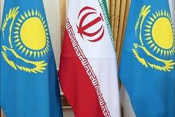 İran ile Kazakistan'dan ikili ilişkilerin artmasına vurgu