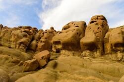 Vardij, home of stone monsters