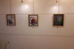 نمایشگاه گروهی کاریکاتور «مفاسد اقتصادی» در کرمانشاه برپا شد