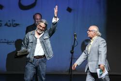 میکائیل شهرستانی بازیگر برگزیده/ جایزه دزدیده شده برگردانده شد