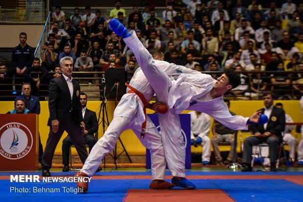 شب طلایی کاراته ایران در استانبول/ایران قهرمان شد