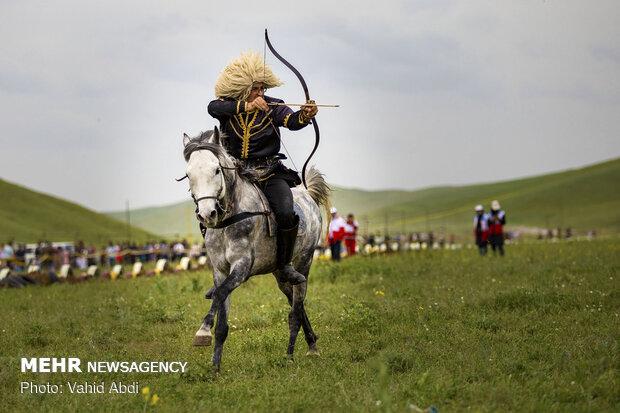 جشنواره فرهنگی ورزشی عشایر آذربایجان