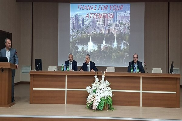 Tabriz, Nakhchivan review Medical ties
