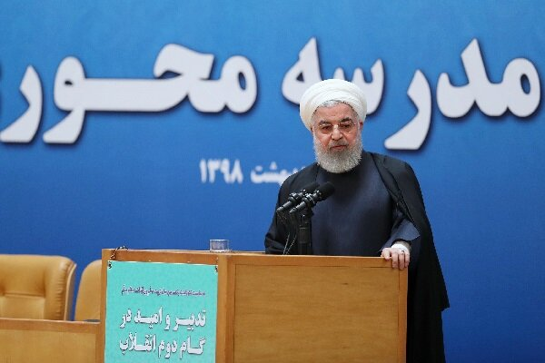 Rouhani calls for unity, resistance in face of US anti-Iranian measures