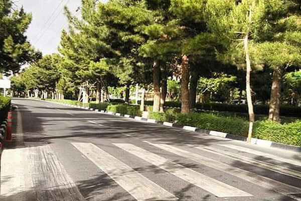 مهرشهر محلهای خوش آب و هوا و مرفه نشین