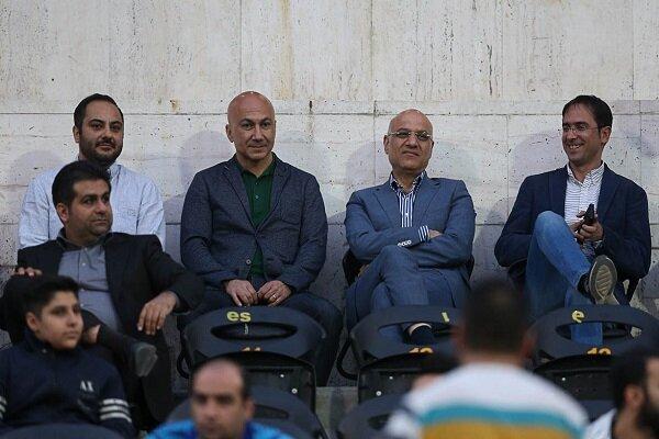 با اعلام امیر حسین فتحی، استعفای علی خطیر پذیرفته شد