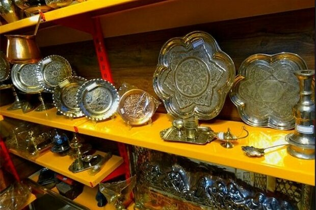 Tehran handicrafts exports exceed $84 million