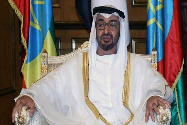 دیدار ولیعهد ابوظبی با مشاور امنیت ملی انگلیس