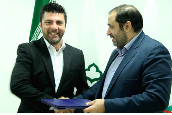 Iran's Defense Museum, Intl. Peace Institute sign MoU on tourism coop.